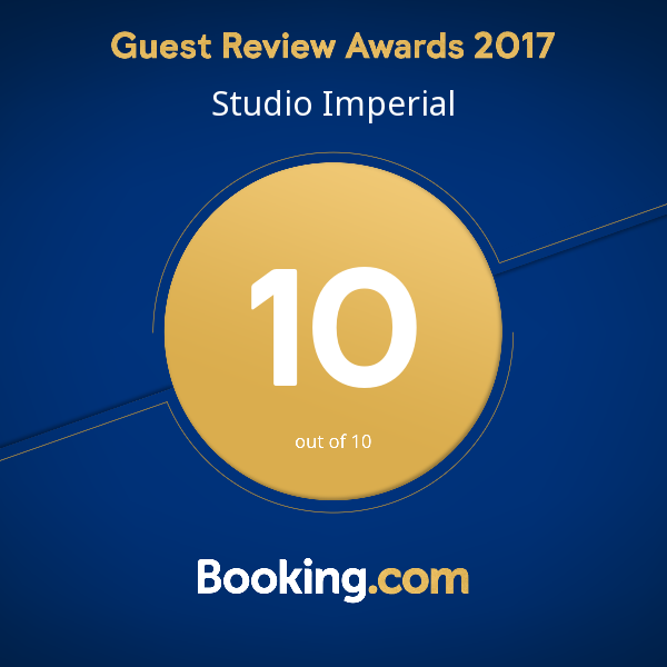 Booking - best rating